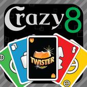 Crazy8 Twister icon