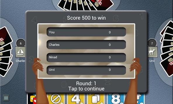 Crazy8 Twister apk screenshot
