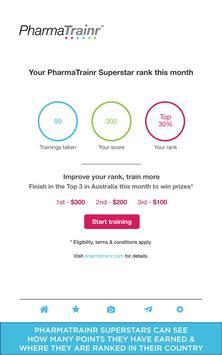 PharmaTrainr screenshot 1