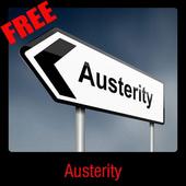 Austerity icon