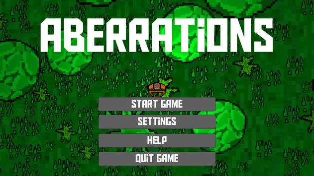 Aberrations poster