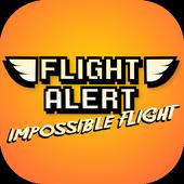 Flight Alert Impossible Flight icon