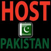 Host Pakistan icon