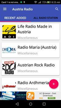 Austria Radio apk screenshot