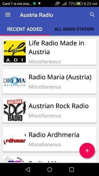 Austria Radio poster