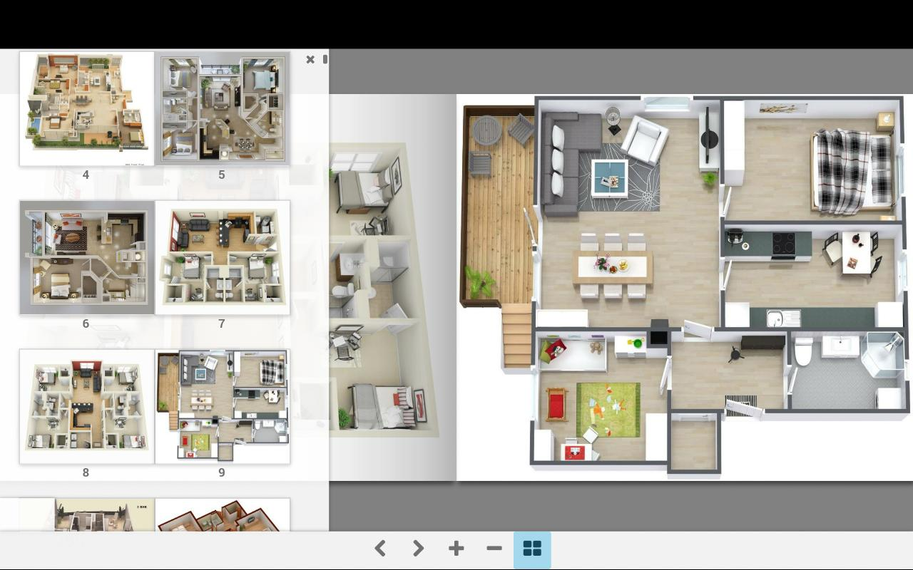 3D Home Plans APK Download - Free Lifestyle APP for Android ...