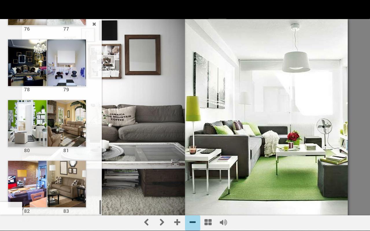 Living room design apk download free lifestyle app for for Design your living room app