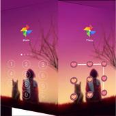 Miss You Theme – AppLock icon