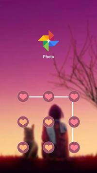 Miss You Theme – AppLock poster