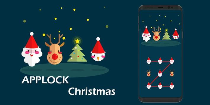 Christmas Theme – AppLock screenshot 3