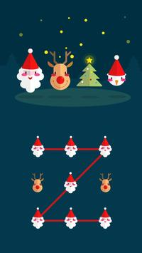 Christmas Theme – AppLock poster