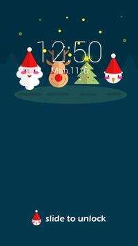 Christmas Theme – AppLock screenshot 2