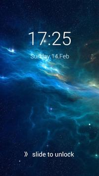 Stars Theme - AppLock apk screenshot
