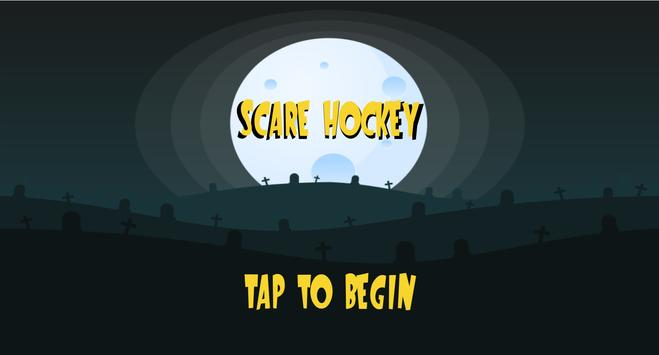 Scare Hockey poster
