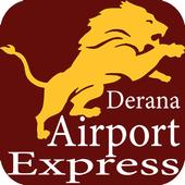Deran Airport Express icon