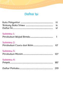 Buku Kelas 3 Tema 3 edisi revisi apk screenshot