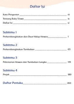 Buku Kelas 3 Tema 1 edisi revisi apk screenshot
