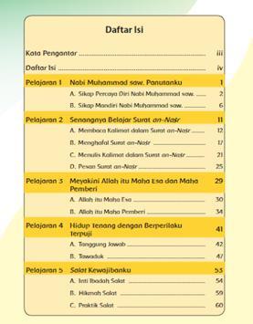 PAI dan BP SD/MI Kelas 3 edisi revisi screenshot 1