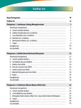 PAI dan BP SD/MI Kelas 6 edisi revisi apk screenshot