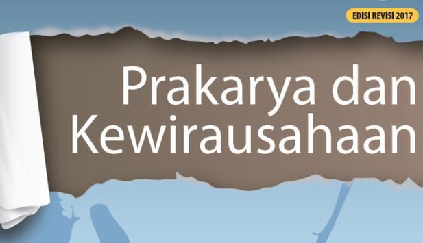 Prakarya Kelas 10 semester 1 SMA Revisi poster