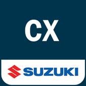 Suzuki CX icon