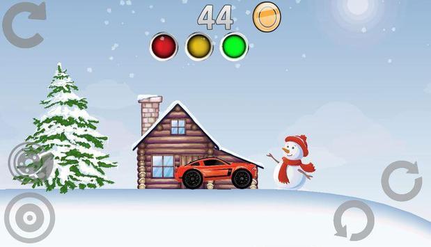 Hill Racing: Mad Monster Truck screenshot 3