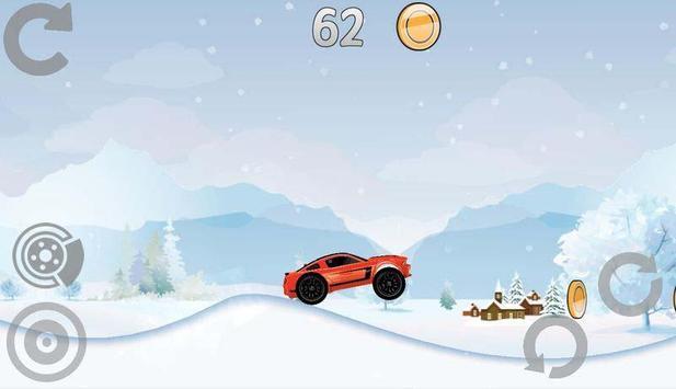 Hill Racing: Mad Monster Truck screenshot 6