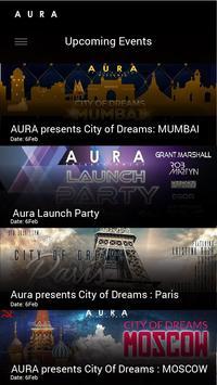 Aura app apk screenshot