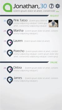Aura Messenger Free screenshot 3