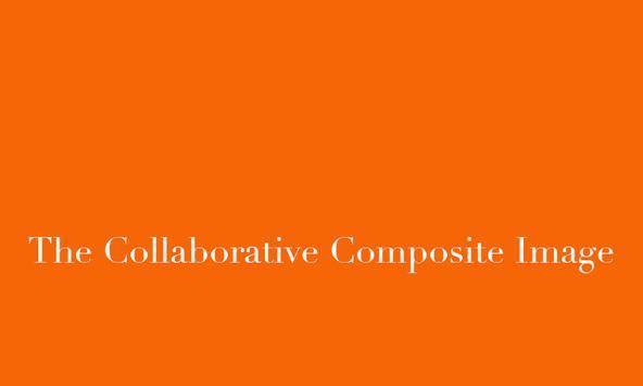 Collaborative Composite Image poster