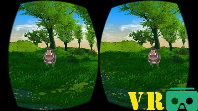 VR African Zoo Forest screenshot 2