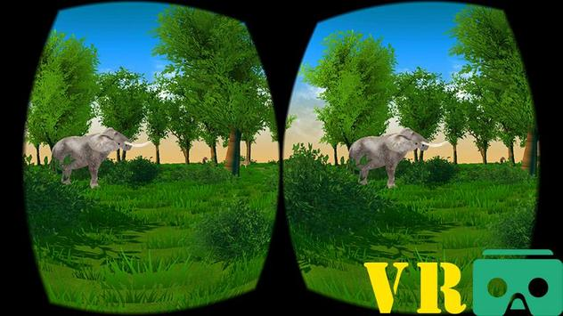 VR African Zoo Forest screenshot 4