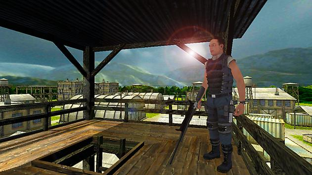 Extreme Army Sniper Assassin screenshot 12