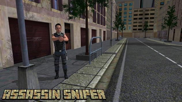 Sniper Assassin : Army Attack apk screenshot