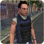 Sharp Shooter Terrorist City icon