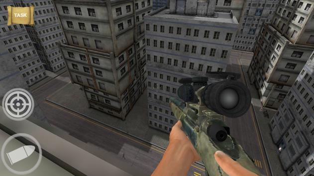 Sniper In The City apk screenshot
