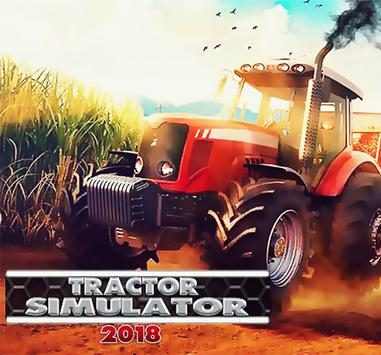 New Tractor Farming Transport Cargo Driving Game screenshot 4