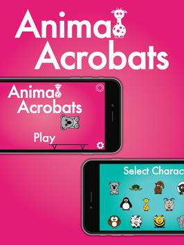 Animal Acrobats apk screenshot