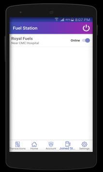 FuelOn - Offers On Fuel Filling apk screenshot