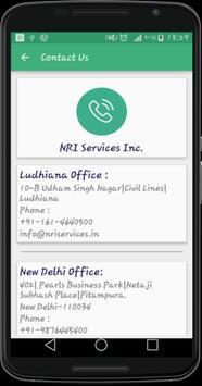 NRI Services screenshot 3