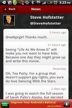 Steve Hofstetter - Comedian apk screenshot