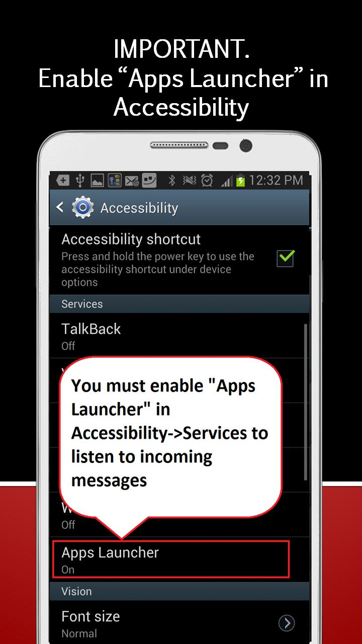 Auto 4 Android™ Read Message for Android - APK Download