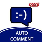 Auto Comment & Liker Engine icon