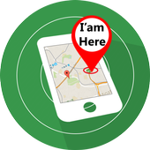 GPS Offline Cell Phone Tracker: Lost Phone Finder icon