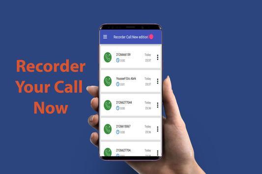 Call recorder: CallRec free poster