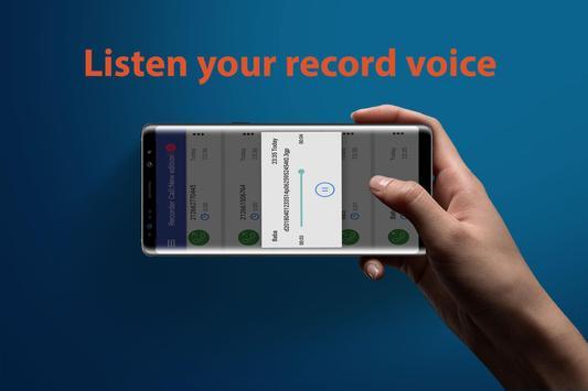 Super Call Recorder screenshot 2