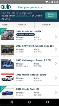 Auto.com - Used Cars And Trucks For Sale screenshot 1
