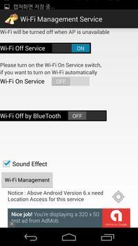 WiFi Auto Manager apk screenshot