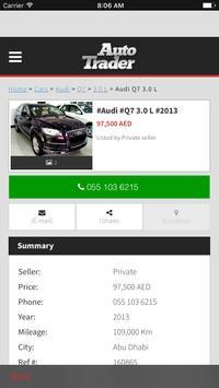 Auto Trader - UAE apk screenshot