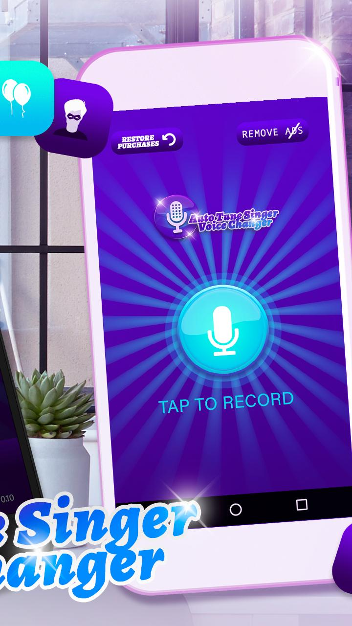 Auto Tune Singer for Android - APK Download